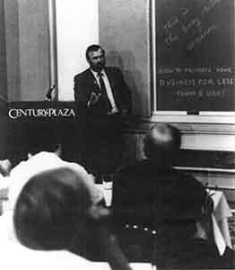 Gary Halbert Speaking At The Seminar Of The Century